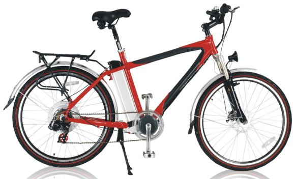photo de velo electrique SPORT ELEC