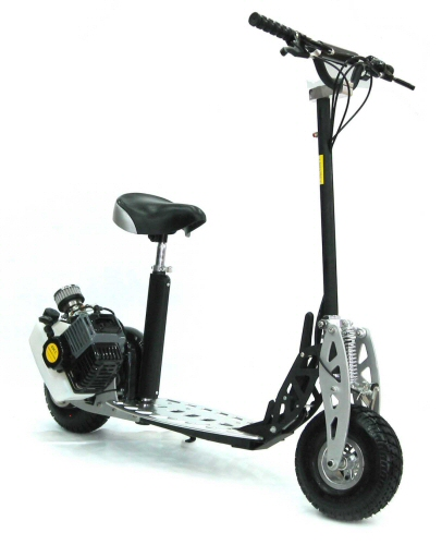 trotinette thermique essence Moped-49cc en 2 vitesses